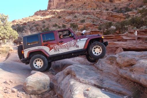 No road?  No problem!