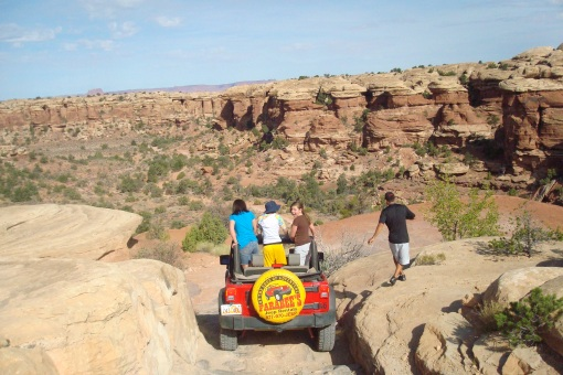 Moab with Ryan 066