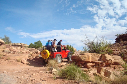 Moab with Ryan 073